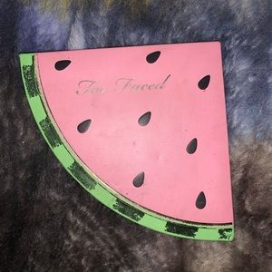 💘💘Too Faced Tutti Frutti Face and Eye Palette